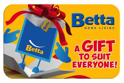 betta gift card