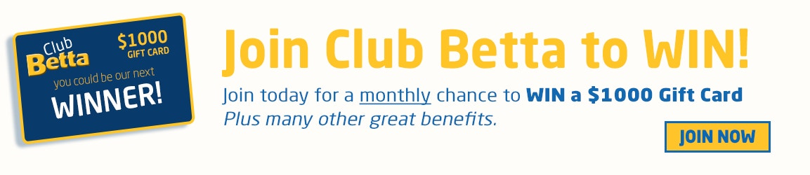 Join Club Betta and Win
