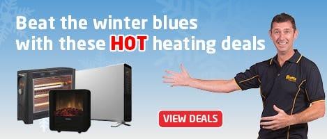 Winter Heater Deals