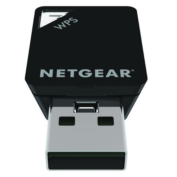 NETGEAR A6100 Mini AC600 Dual Band Adapter NETGEAR A6100 MINI AC600 DUAL BAND ADAPTER