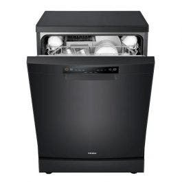 Image of Haier 60cm Freestanding Dishwasher - Black