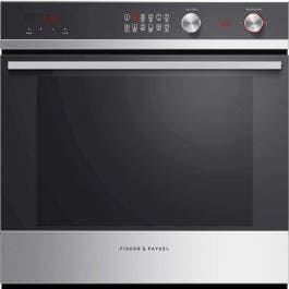 Image of Fisher & Paykel 60cm Pyrolytic Electric Built-In Oven - Stainless Steel