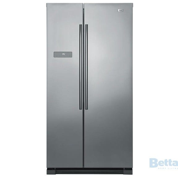 haier hsbs628as refrigerator side by side 629 litre. Black Bedroom Furniture Sets. Home Design Ideas