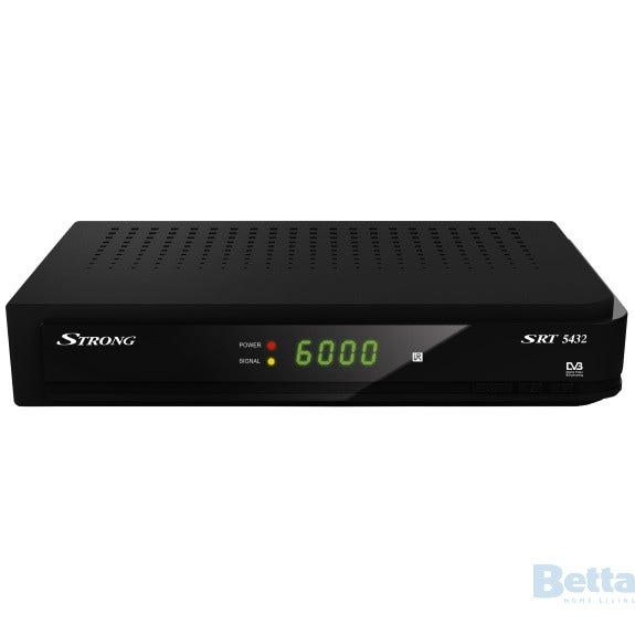 Home strong hd set top box with dvr function