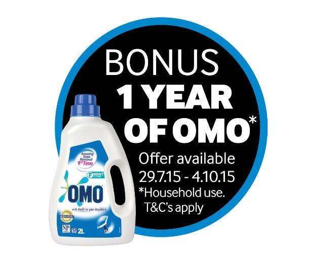 Samsung Bonus OMO