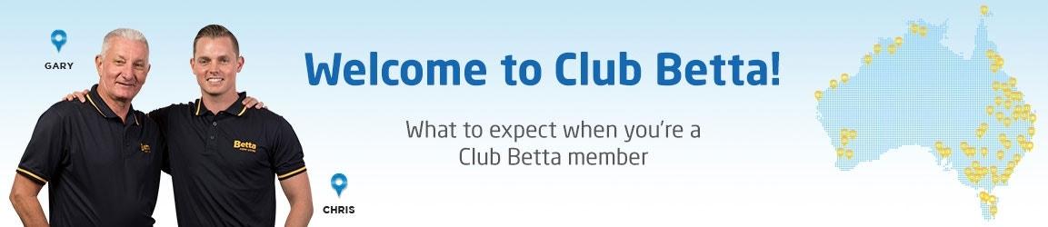 Club Betta Member